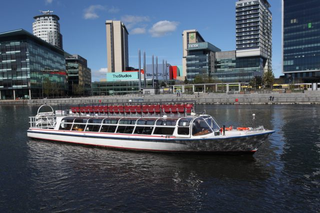 Manchester Sightseeing Cruises - Princess Katherine
